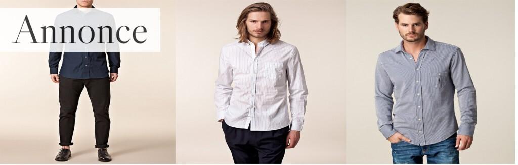 Dyre skjorter er ofte pæne
