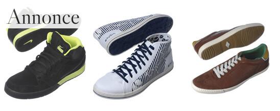 Billige sneakers fra Smartguy