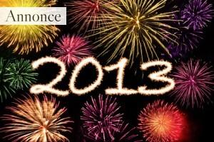 Velkommen alle til det nye år.
