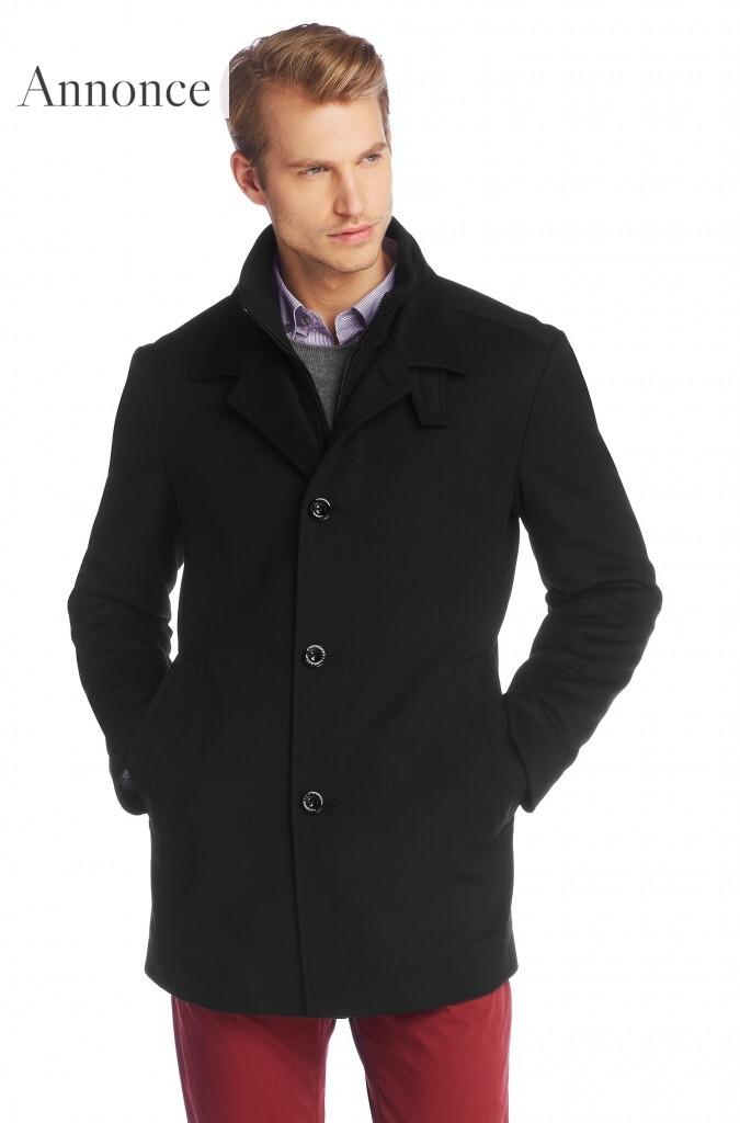 Coxtan frakke fra Hugo Boss