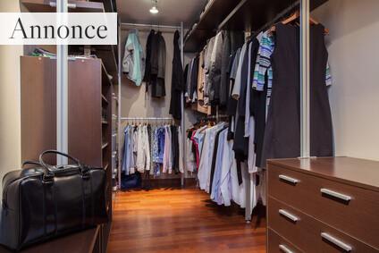 farvesammensætning af tøj