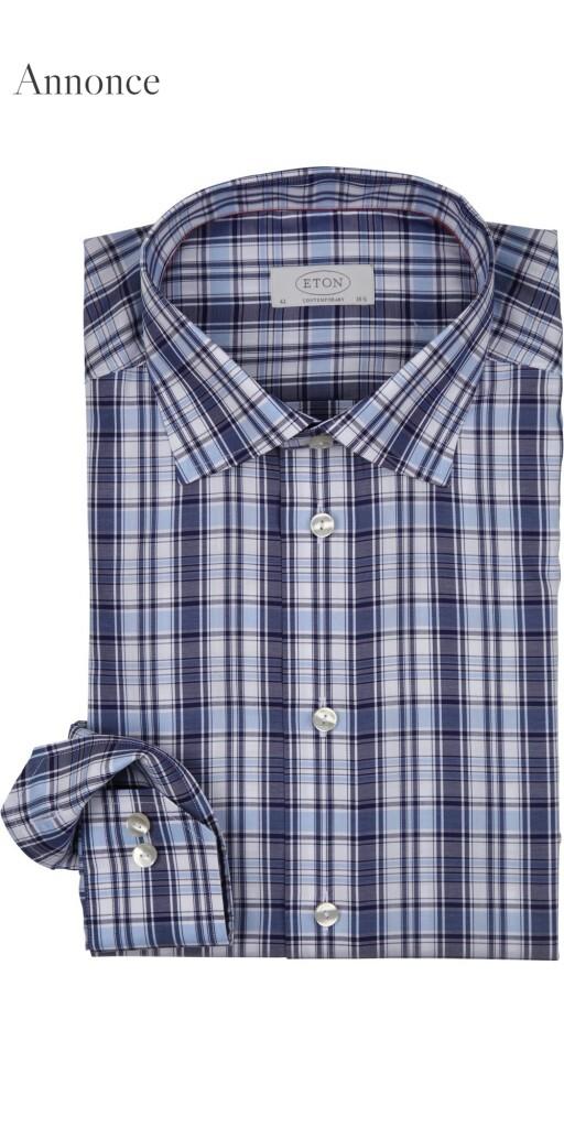 Ternet Eton skjorte