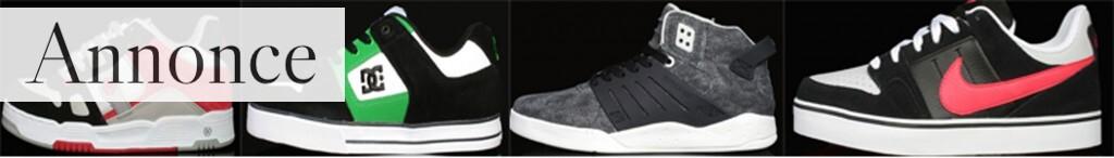 Eksempler på fede sneakers
