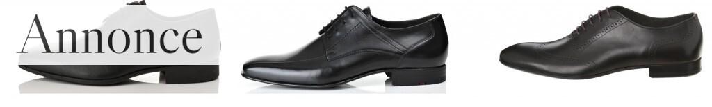 Pæne sko til jakkesæt fra Smartguy