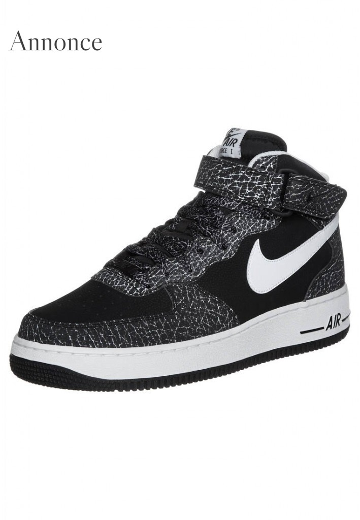 Nike AIR FORCE1 MID '07 - Sneakers high